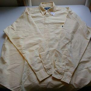 Ralph Lauren Big Shirt Large Shirt